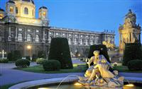 Enjoy the ultimate luxury package at the Grand Hotel Wien