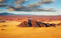 Sossusvlei: Unique experiences in special lodges in red-hot dune desert country, Namibia